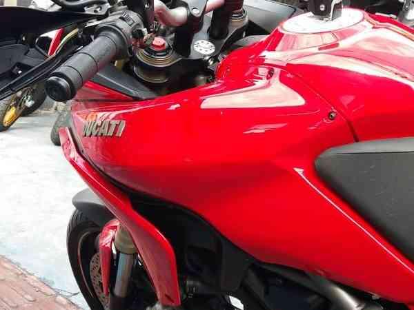 Ducati Multistrada 1200 1198cc 2014 R$ 43.900,00 MG VRUM