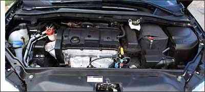 Motor 1.6 16V flex tem bom fôlego, mesmo em baixas rotações -