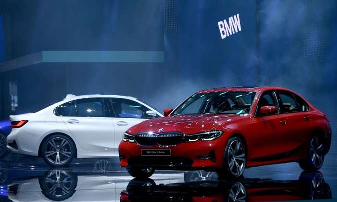 BMW Série 3(foto: Eric Piermont/AFP)
