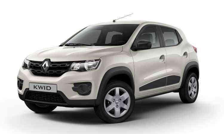 Versão de entrada Zen - Renault/Divulgação
