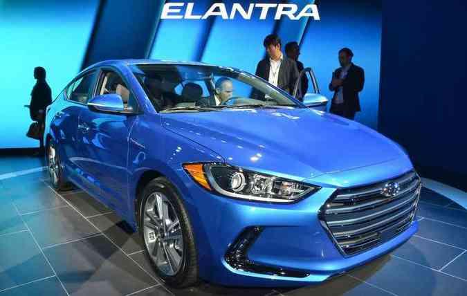 Hyundai Elentra (foto: NewsPress/Divulgacao )