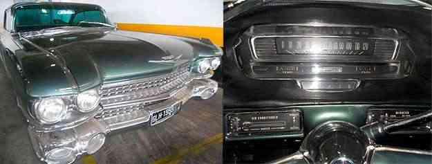 Um dos ícones dos anos 50, Cadillac Coupe DeVille 1959 vale R$ 330 mil - Reprodução/Vrum