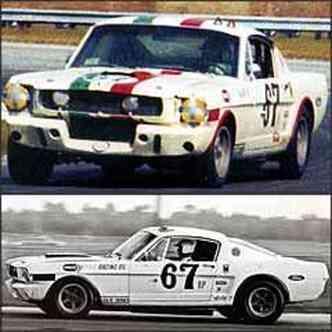 Bólido também competiu nas 24 horas de Daytona de 1967 e continuou nas pistas até 1972. Além do motor de 350 cv, os modelos produzidos para corrida tinha reforços estruturais