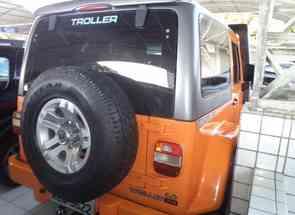 Troller T-4 4x4 3.0 Tb Int. Cap. Rígida Diesel em Cabedelo, PB valor de R$ 67.500,00 no Vrum