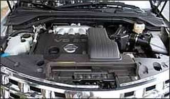 Motor V6 tem 231 cv de potência