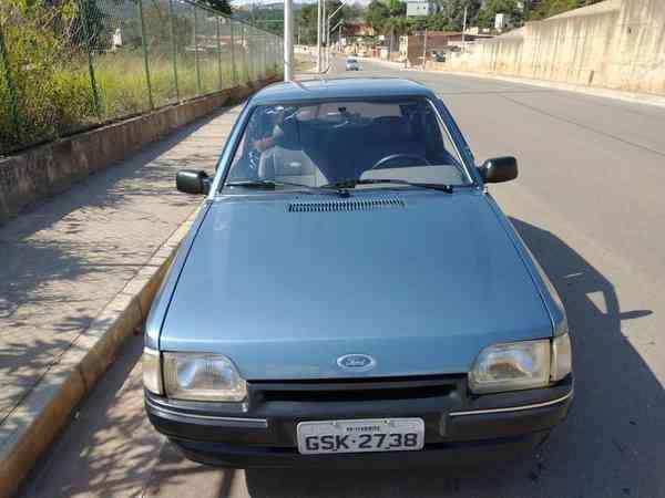 Ford Escort L/LX 1.6 1990 R$ 20.000,00 MG VRUM