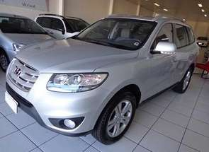 Hyundai Santa Fe Gls 3.5 V6 4x4 Tiptronic em Londrina, PR valor de R$ 54.900,00 no Vrum
