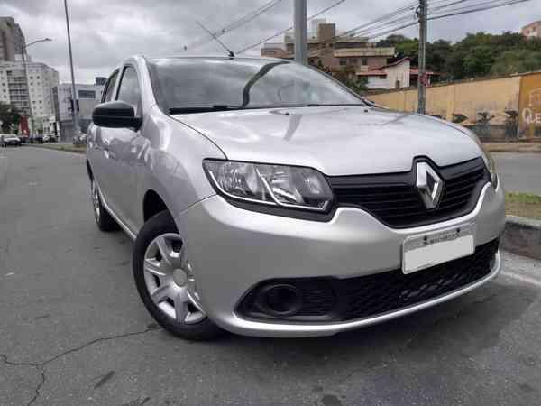 Renault Sandero Authentique Flex 1.0 12v 5p 2018 Consultar preço MG VRUM