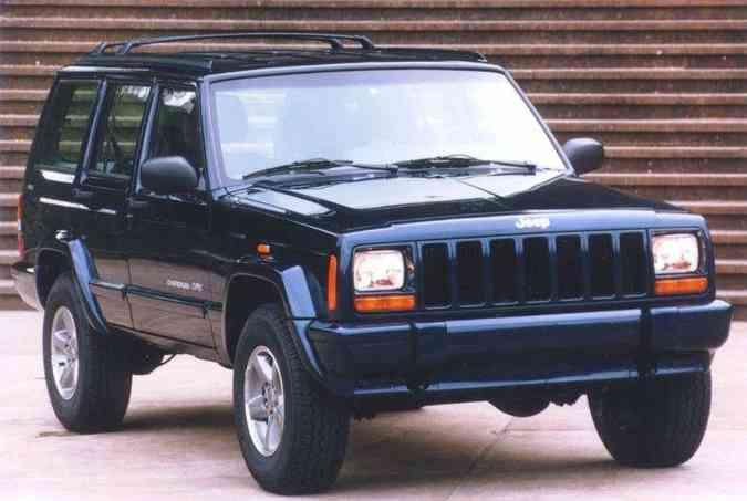 Foi na gestão de Iacocca que a Chrysler comprou a marca Jeep, lançando a Cherokee em 1984(foto: Jeep/Divulgação)