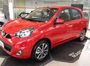 Nissan March Sl 1.6 16v Flex Fuel 5p em Divinópolis, MG valor de R$ 49.490,00 no Vrum