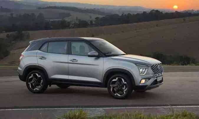 Novo Hyundai Creta(foto: Hyundai/Divulgação)