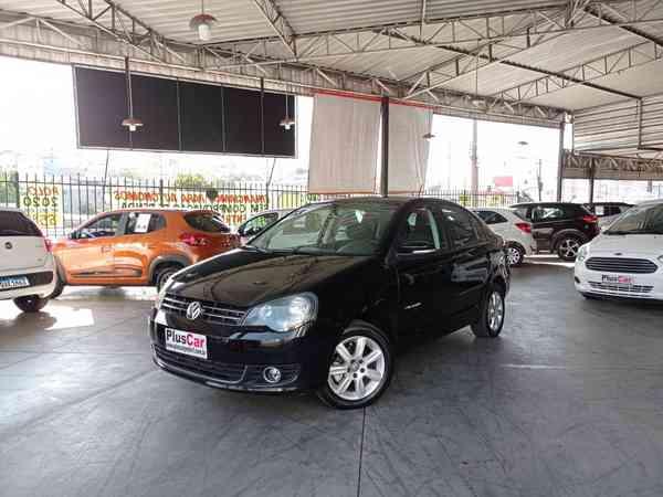 Volkswagen Polo Sed.comfort. I Motion 1.6 T.flex 4p 2013 R$ 38.900,00 MG VRUM