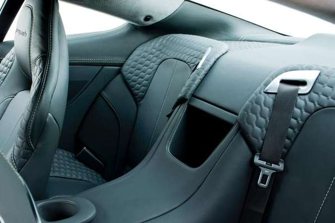 Aston Martin VanquishAston Martin/Divulgação