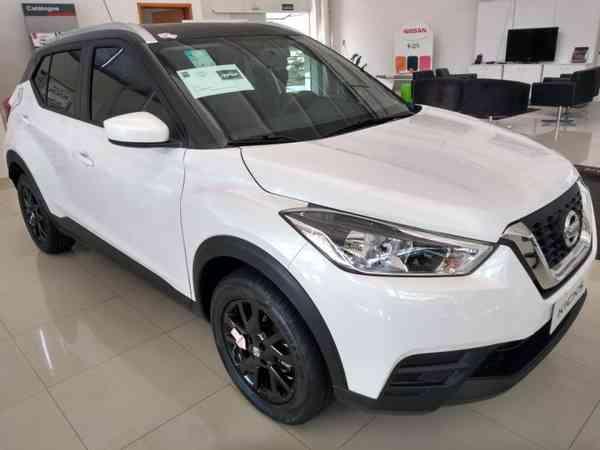 Nissan Kicks S 1.6 16v Flexstar 5p Mec. 2020 R$ 78.900,00 MG VRUM