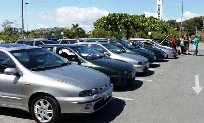 Modelo foi comercializado no Brasil entre 1998 e 2007(foto: Clube do Marea/Divulgação)