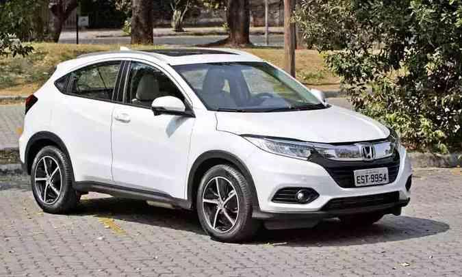 Honda HR-V(foto: Edésio Ferreira/EM/D.A Press)