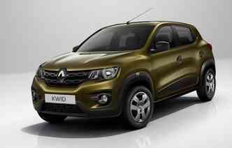 Carro é o primeiro a nascer da junção entre Renault e Nissan(foto: NetCarShow/ divulgação)