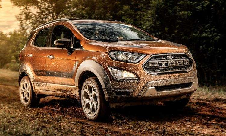 Confira o visual do Ford EcoSport Storm, que chega ao mercado por R on ford suv, ford flex, ford galaxy, ford mustang, ford fusion, ford mondeo, ford c-max, ford endeavour, ford econoline, ford explorer, ford edge, ford everest, ford ka, ford fiesta, ford excursion, ford figo, ford ranger, ford gt, ford focus, ford escape,