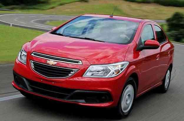Linha 2015 não sofreu alterações estéticas - Chevrolet/divulgação
