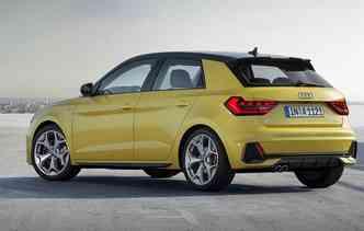 Audi disponibilizou três opções de motores diferentes. Foto: Audi / Divulgação