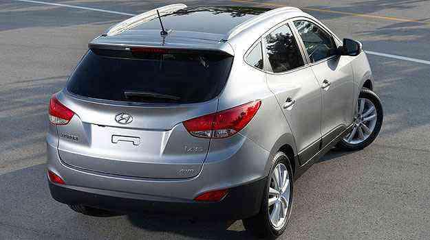 Clique aqui e veja mais fotos do Hyundai ix35! - Hyundai/Divulgação