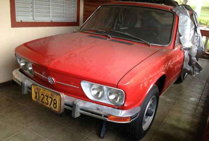 Volkswagen Brasília 1974(foto: Júlio Raridades/Divulgação)