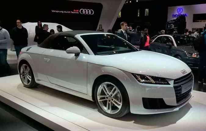 Audi TT(foto: Jorge Moraes/ DP/ DA Press)