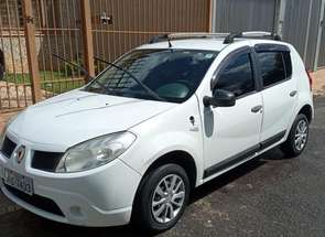 Renault Sandero Authentique Hi-flex 1.0 16v 5p em Gama, DF valor de R$ 14.500,00 no Vrum