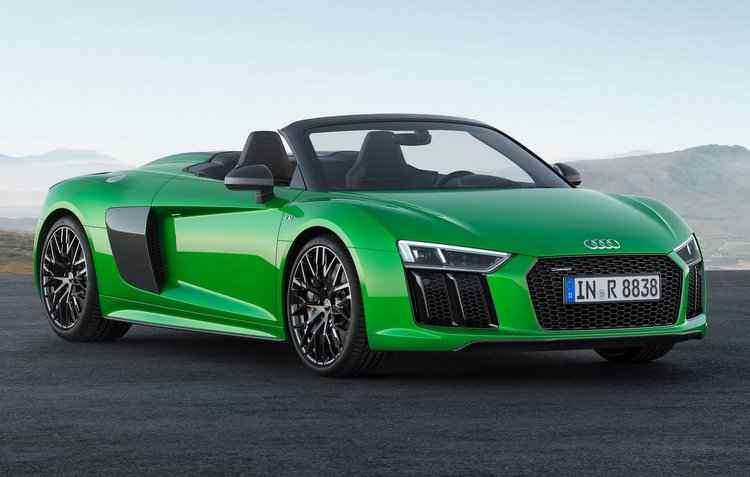 Modelo conversível ocupa o lugar de topo de linha - Audi / Divulgação