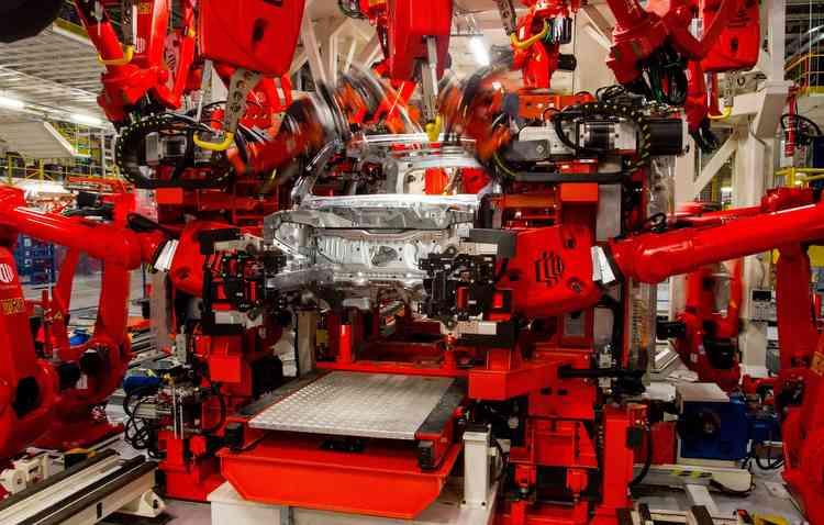 Polo Automotivo da Jeep anunciou o terceiro turno de produção em março. Foto: Jeep / Divulgação -