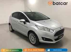 Ford Fiesta Tit./Tit.plus 1.6 16v Flex Aut. em Brasília/Plano Piloto, DF valor de R$ 38.000,00 no Vrum