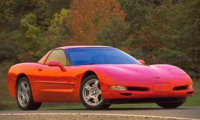 Em 1997 modelo chegaria à quinta geração(foto: Editora Alaúde/Divulgação)