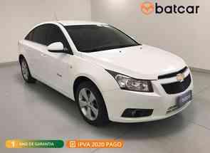 Chevrolet Cruze Lt 1.8 16v Flexpower 4p Aut. em Brasília/Plano Piloto, DF valor de R$ 43.500,00 no Vrum