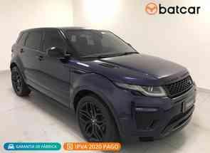 Land Rover Range R.evoque Si4 Hse Dynamic 2.0 Aut. em Brasília/Plano Piloto, DF valor de R$ 213.500,00 no Vrum