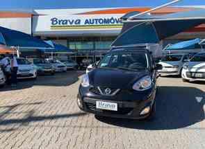 Nissan March Sv 1.0 12v Flex 5p em Brasília/Plano Piloto, DF valor de R$ 34.900,00 no Vrum