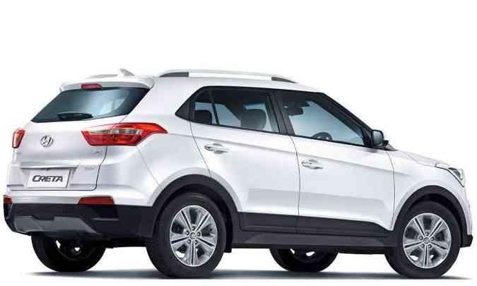 Modelo já vendido na China, Índia e Rússia é diferente do brasileiro(foto: Hyundai/Divulgação)
