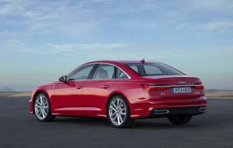 Tecnologia MHEV é capaz de reduzir o consumo de combustível em até 0,7 litro a cada 100 km rodados. Foto: Audi / Divulgação
