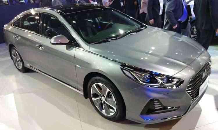 Hyundai Sonata Híbrido - Pedro Cerqueira/EM/D.A Press