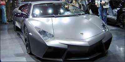Lamborghini Reventón - Eduardo Aquino/Especial para o EM