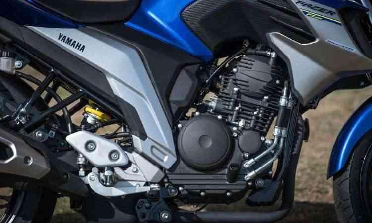 O motor de um cilindro ganhou 0,6cv e nova relação para ficar mais esperto - Gustavo Epifânio/Yamaha/Divulgação