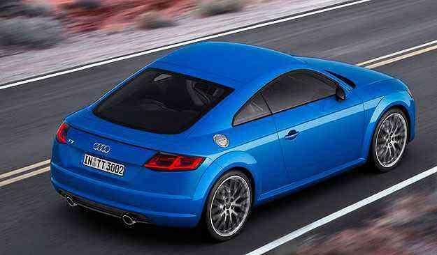 Carro ainda não tem data para ser vendido na Europa e Estados Unidos - Audi/Divulgação