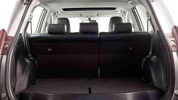 Volume do porta-malas cresceu 71 litros - Toyota/Divulgação