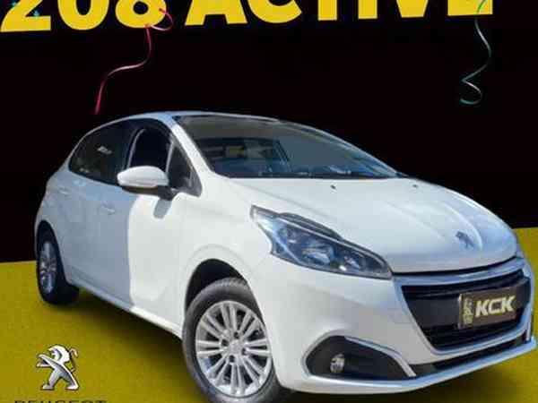 Peugeot 208 Active Pack 1.2 Flex 12v 5p Mec.