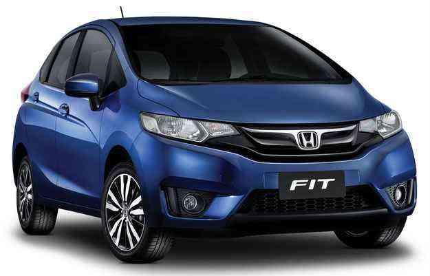 Fit apresenta as linhas que representam a nova identidade visual da marca - Honda/Divulgação