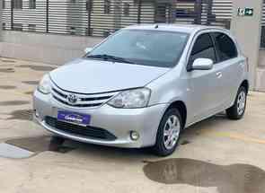 Toyota Etios Xs 1.3 Flex 16v 5p Mec. em Belo Horizonte, MG valor de R$ 30.900,00 no Vrum