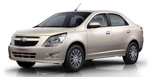 Cobalt é comercializado com duas opções de motores Econo.Flex, o 1.4 e o 1.8 - Chevrolet/divulgação