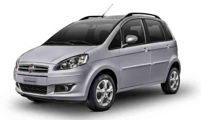 Fiat Idea(foto: Fiat/Divulgação)