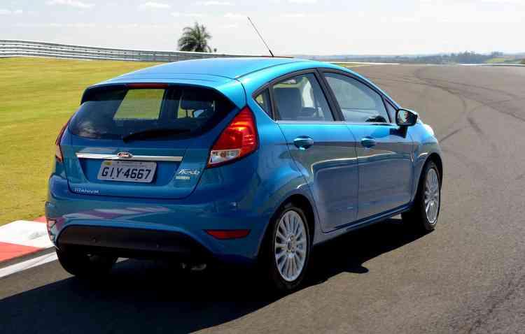 Modelo chegou já como terceira geração global  - Ford / Divulgação