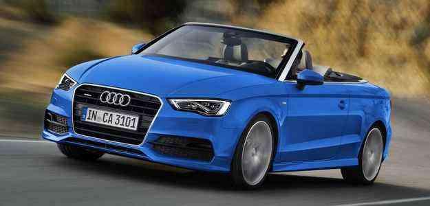 Conversível traz motor 1.8 de 180 cv e câmbio automatizado de sete marchas - Audi/divulgação