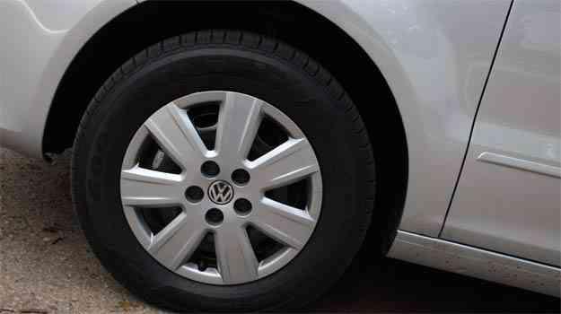 Os pneus